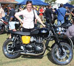 cool triumph scrambler for sale motorbike writer