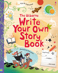 Write Your Own Story Book: Louie Stowell: 9781409523352: Amazon ...