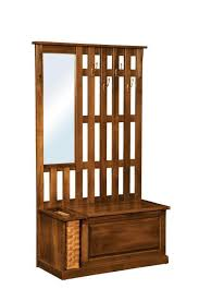amish entryway bench amazing entryway furniture hall tree image