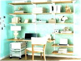 shelves for office. Office Shelving Ideas Shelves Above Desk Wall Shelf Idea Enchanting For