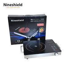 Bếp hồng ngoại đơn Nhật Bản Nineshield Chính hãng KB-8601 bảo hành 12 tháng