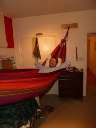 hammocks for bedrooms. iii of john\u0027s bedroom renovation project: hanging a hammock hammocks for bedrooms o