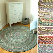 charisma indoor outdoor 4 ft round braided rug by attractive bath rugs with regard to towels