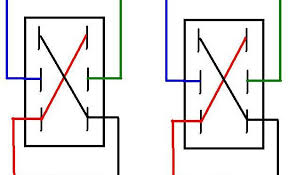 reverse loops wyes wiring model railroading how to s mainline reversing loop dpdt2