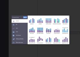 Amcharts Stacked Column Chart Amchart Online Tool Chart Wizard Desktop Screenshot Ux