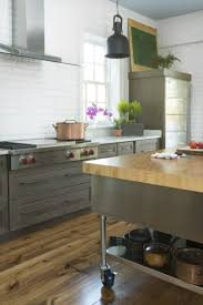 Kitchen No Wall Cabinets Remodeling Stories Two Kitchens In One Home For An Extreme Foodie