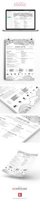 456 Best Creative Resume Design Images On Pinterest Resume