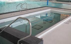 therapy pool at regent park aquatic centre