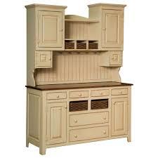 chelsea home furniture 465 099 2tbbu amity two tone hutch in