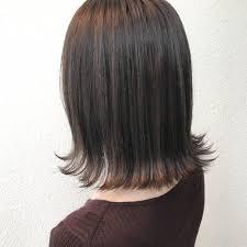 暗めの髪色が2019トレンド人気暗めカラー7色ヘアスタイル実例集