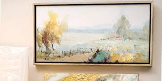 Floater Frames Add The Finish Barnels The Art Framing Gallery