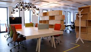 creative office storage. Office Tour: Credit Suisse Offices Zurich Wall Dividers Creative Storage