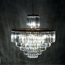 odeon crystal chandelier crystal chandelier fringe glass 3 tier chandeliers lighting odeon crystal fringe 3 tier