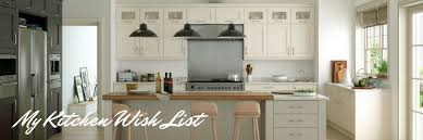 we believe your new kitchen should have everything you want and this can be achieved by compiling a wish list our designer will create a completely