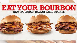 arby s launches new bourbon and bacon sandwiches