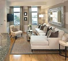 small jute rug sofa and glass coffee table also dining scheme of living room carpet decorating
