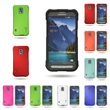 samsung galaxy s5 active case. samsung galaxy s5 active hard case snap fit series. pc-sag870-co-rub.jpg