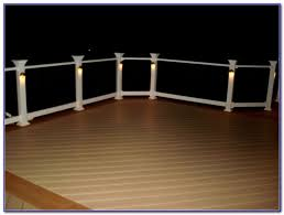 deck lighting ideas. solar deck lighting ideas