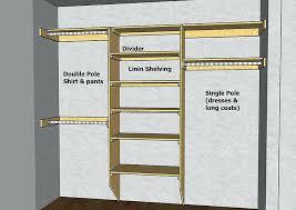 diy closet design ideas closet shelving diy closet intended for modern household how to design closet organizer ideas