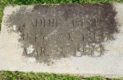Sallie Addie Palmer Gist (1865-1949) - Find A Grave Memorial