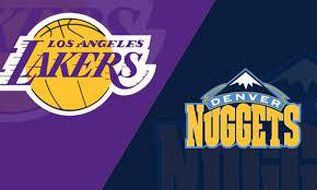 Los Angeles Lakers vs. Denver Nuggets 9 ...