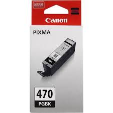 Оригинальный <b>картридж Canon PGI</b>-<b>470PGBK</b> (с черными ...