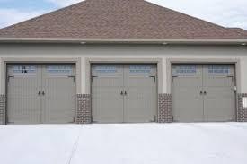 midland garage doorSmooth  VGroove Overlay  Twin City Garage Door