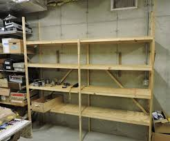 diffe take on quick inexpensive plywood and 2x4 shelves 5 steps with pictures
