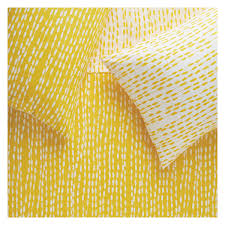 care instructions machine washable at 40 degrees trene yellow yellow patterned double duvet cover set