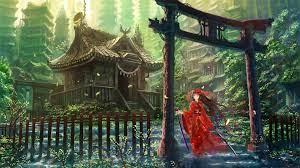 Anime Japanese Wallpaper Hd - Novocom.top