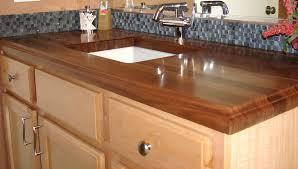 wood vanity countertop in illinois