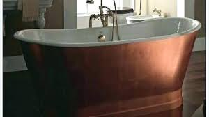 cast iron bathtub home depot tub attractive bathtubs bath for kohler cleaner alcove b