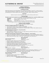 25 New Software Developer Resume Samples Free Resume Sample