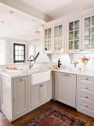 Light Grey Cabinets In Kitchen Kitchen Light Gray Kitchen Cabinets With Light Grey Kitchen