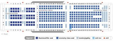 Delta Airlines Boeing 777 200 Seating Map Seating Charts