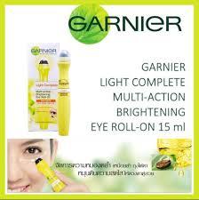 Garnier Light Roll On Details About Garnier Light Complete Multi Action Brightening Eye Roll On 15 Ml