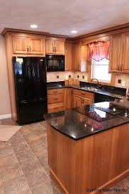 kitchen color ideas with oak cabinets and black appliances. Perfect Ideas Kitchen Color With Black Appliances And Kitchen Color Ideas With Oak Cabinets Black Appliances
