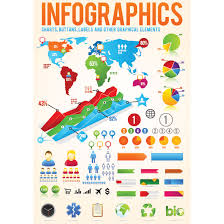 chart graphic design. 20 Free Infographic Vector Elements Webprecis Chart Graphic Design