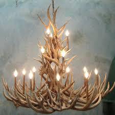 real antler chandelier antler chandelier net