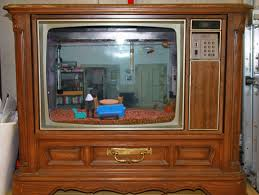 furniture fish tanks. The Finished Seinfeld Fish Tank. Complete With Furniture Tanks