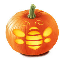 Entry #19 by leaheyart for Illustrate Something for Honey Bee carved into a  Pumpkin | Freelancer