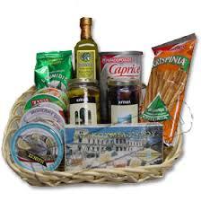 Taste of Greece Gift Basket