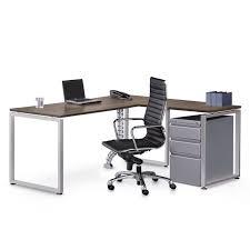office images furniture. Elements L-shape Workstation Office Images Furniture