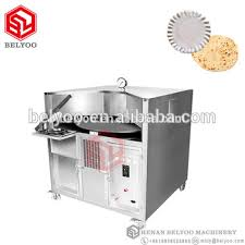 Auto Roti Baking Machine Chapati Pita Bread Baker For Turkey India Market