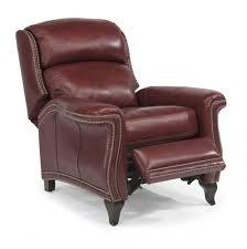 stingray furniture. leather or fabric power highleg recliner stingray furniture