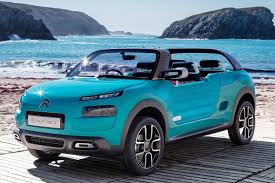 2017 Citroen Cactus M Concept Fancy Design - YouTube