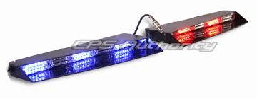 undercover interior led light bars uvl ln6 interior lightbar
