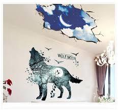 animal wall decor wolf wall decor baby animal wall decals for nursery animal wall decals for animal wall decor