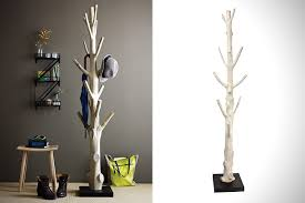 White Coat Rack Tree Delectable White Coat Rack Tree Tyres32c