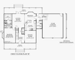 one story house plans with 2 master suites unique house plans with two master suites e
